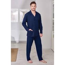 Regina 265 piżama męska rozpinana