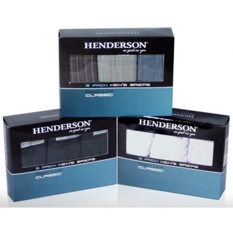 Henderson Slipy Męskie Classic 3-pack 1446